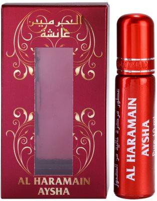 Al Haramain Aysha parfumirano olje uniseks   (roll on)