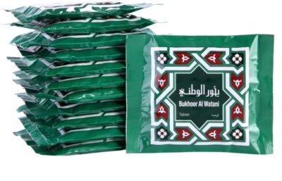 Al Haramain Bukhoor Al Watani incienso 1