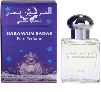 Al Haramain Badar óleo perfumado unissexo   (roll on)