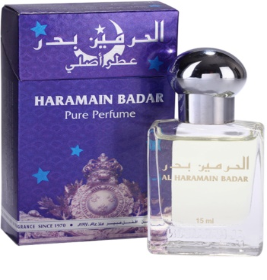 Al Haramain Badar parfümiertes Öl unisex   (roll on) 1
