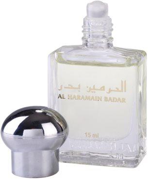Al Haramain Badar parfümiertes Öl unisex   (roll on) 3