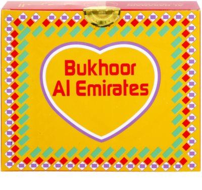 Al Haramain Bukhoor Al Emirates incienso 4