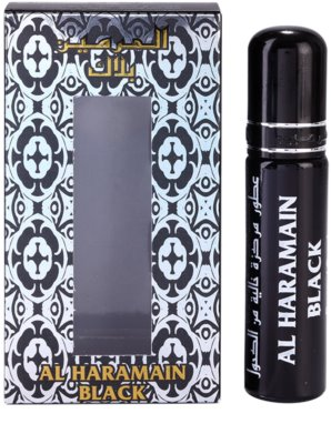Al Haramain Black illatos olaj unisex   (roll on)