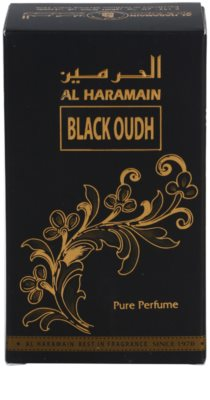 Al Haramain Black Oudh Perfumed Oil unisex 3