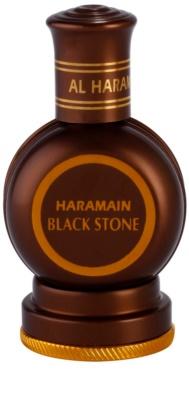 Al Haramain Black Stone illatos olaj férfiaknak 2