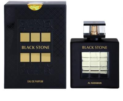 Al Haramain Black Stone Eau de Parfum para mulheres
