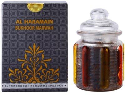 Al Haramain Bukhoor Marwah incenso