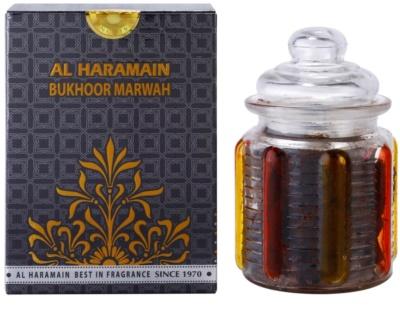 Al Haramain Bukhoor Marwah kadidlo