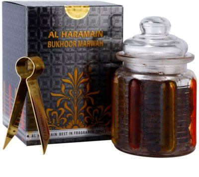 Al Haramain Bukhoor Marwah kadidlo 1