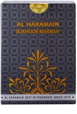 Al Haramain Bukhoor Marwah kadidlo 4
