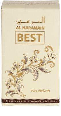 Al Haramain Best parfümiertes Öl unisex 3