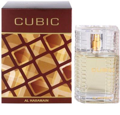 Al Haramain Cubic парфумована вода унісекс