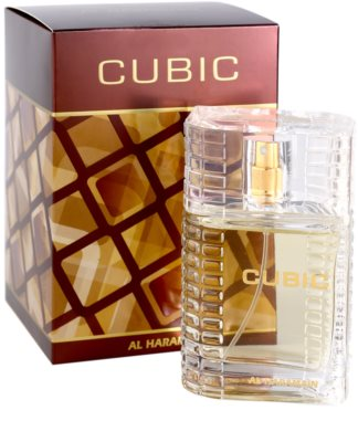 Al Haramain Cubic парфумована вода унісекс 1