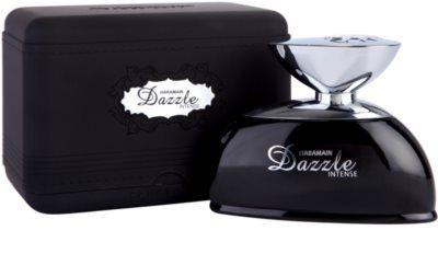 Al Haramain Dazzle Intense Eau de Parfum unissexo 1