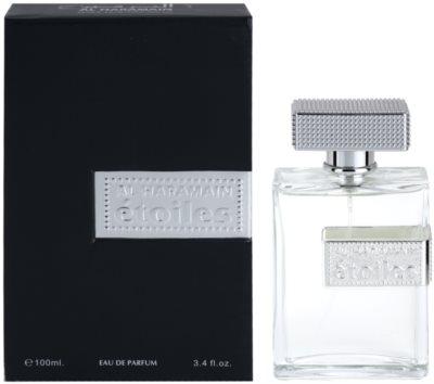 Al Haramain Etoiles Silver eau de parfum férfiaknak