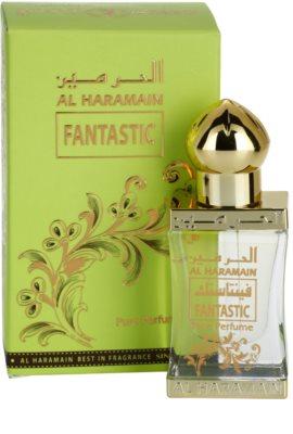 Al Haramain Fantastic parfémovaný olej unisex 1