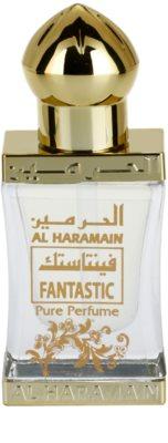 Al Haramain Fantastic parfémovaný olej unisex 2