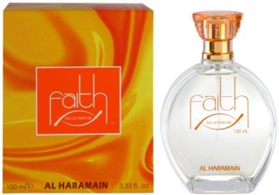 Al Haramain Faith eau de parfum nőknek