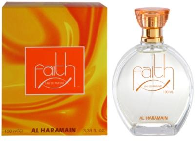 Al Haramain Faith Eau de Parfum para mulheres