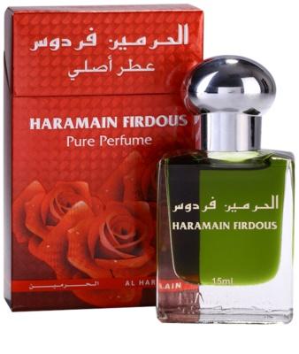 Al Haramain Firdous парфумована олійка для чоловіків   (roll on) 1