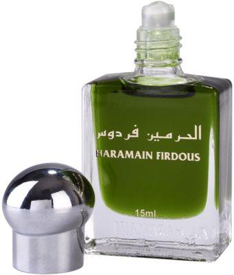 Al Haramain Firdous парфумована олійка для чоловіків   (roll on) 3