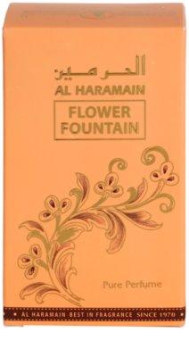 Al Haramain Flower Fountain parfümiertes Öl für Damen 3