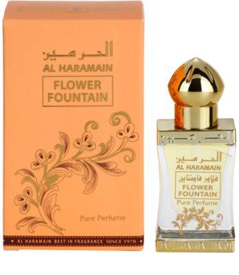 Al Haramain Flower Fountain parfémovaný olej pro ženy