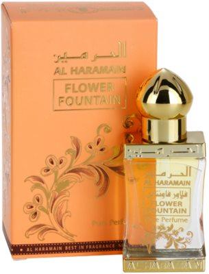 Al Haramain Flower Fountain parfümiertes Öl für Damen 1
