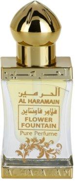 Al Haramain Flower Fountain parfümiertes Öl für Damen 2