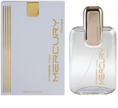 Al Haramain Mercury Classique парфюмна вода унисекс