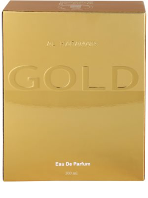 Al Haramain Gold parfémovaná voda unisex 4