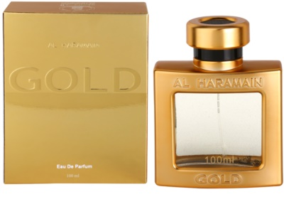 Al Haramain Gold parfémovaná voda unisex