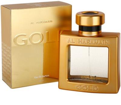 Al Haramain Gold parfémovaná voda unisex 1