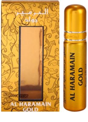 Al Haramain Gold aceite perfumado para mujer