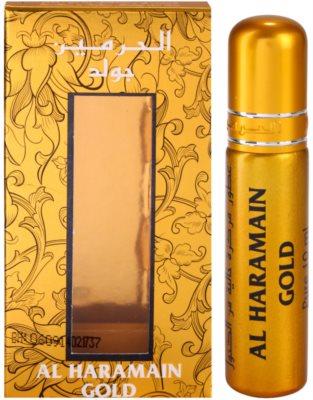 Al Haramain Gold парфумована олійка для жінок