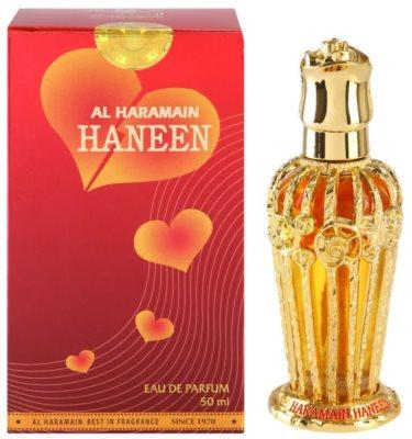 Al Haramain Haneen Eau De Parfum unisex