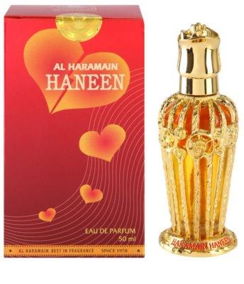 Al Haramain Haneen parfémovaná voda unisex