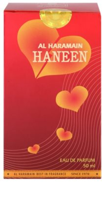 Al Haramain Haneen eau de parfum unisex 4