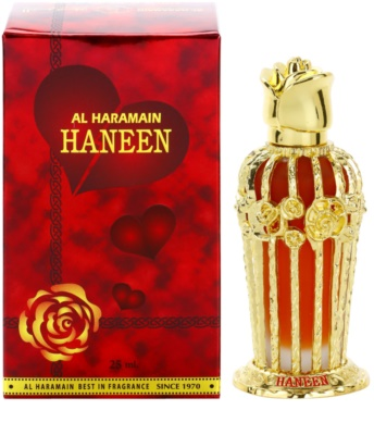Al Haramain Haneen парфуми унісекс