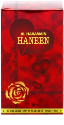 Al Haramain Haneen parfém unisex 3