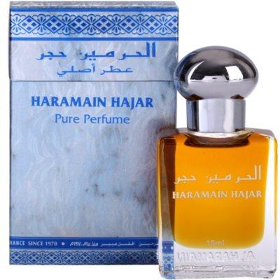 Al Haramain Haramain Hajar illatos olaj unisex 1