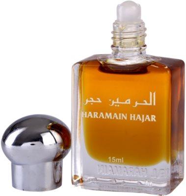 Al Haramain Haramain Hajar olejek perfumowany unisex 3