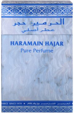Al Haramain Haramain Hajar illatos olaj unisex 4