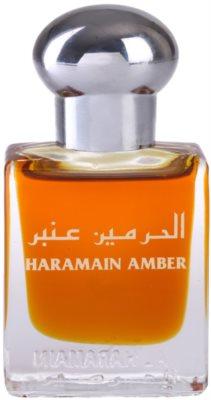 Al Haramain Haramain Amber parfümiertes Öl unisex 3