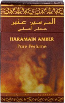 Al Haramain Haramain Amber parfémovaný olej unisex 4