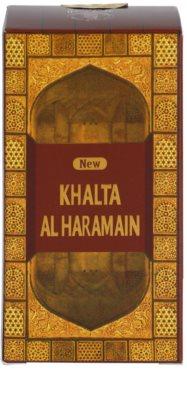 Al Haramain Khalta parfémovaný olej unisex 3