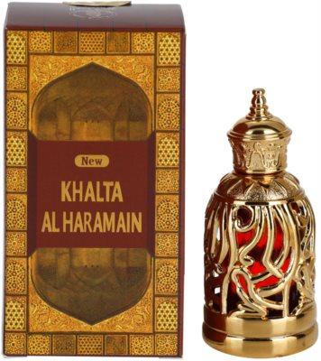 Al Haramain Khalta aceite perfumado unisex