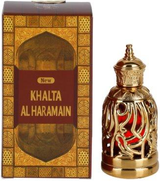Al Haramain Khalta ulei parfumat unisex
