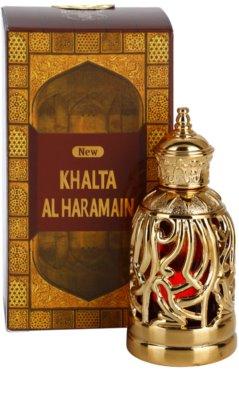 Al Haramain Khalta parfémovaný olej unisex 1