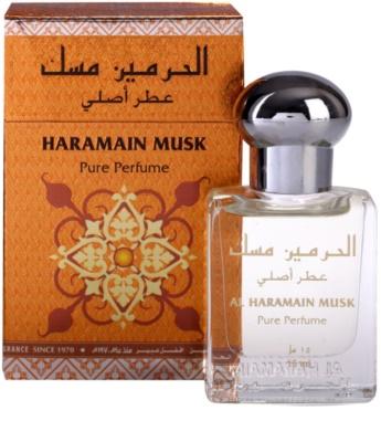 Al Haramain Musk óleo perfumado para mulheres 1